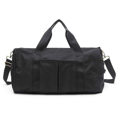 Vibe Fit black Ultimatum Duffel Bag