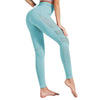 Vibe Fit Cyan / L Hexa Seamless Leggings