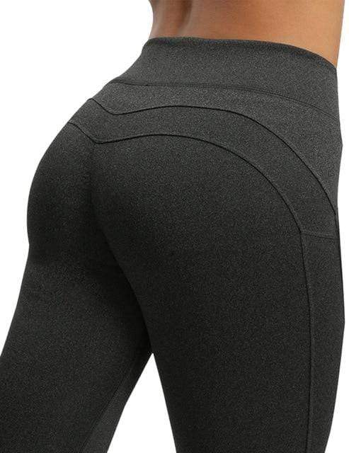 Vibe Fit Dark grey / S Duo Daily Leggings