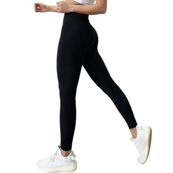 Vibe Fit Feather Seamless Leggings