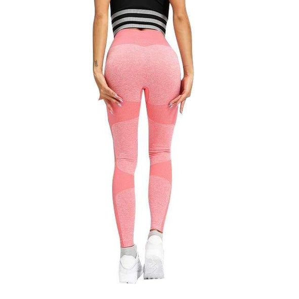 Vibe Fit Leggings Apricot Pink / XL V-Form Leggings