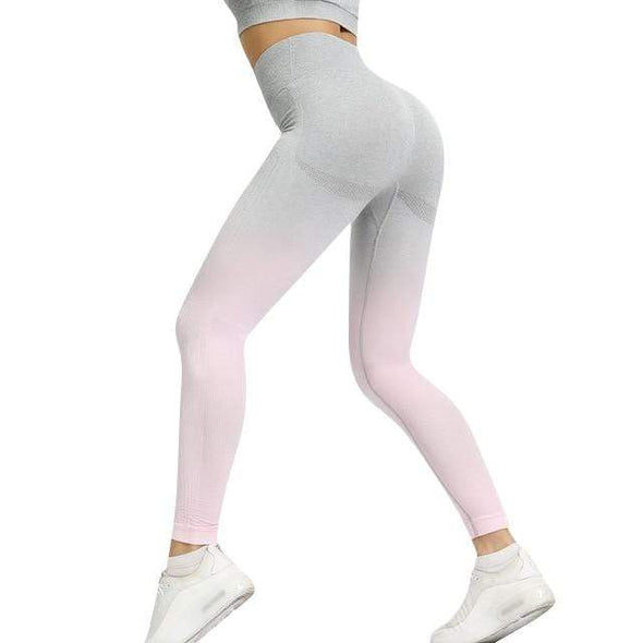 Vibe Fit Leggings Dream Pink / S Gradient Leggings