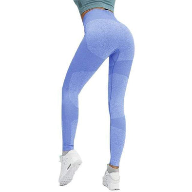 Vibe Fit Leggings Mist Blue / XL V-Form Leggings