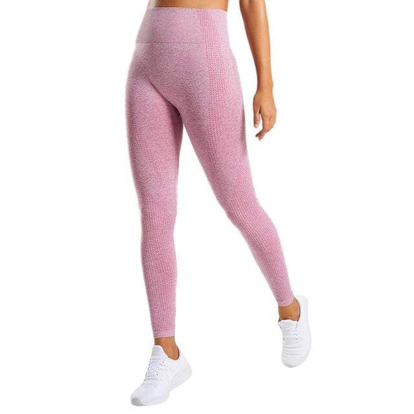 Vibe Fit Light Pink / L Vital Seamless Leggings