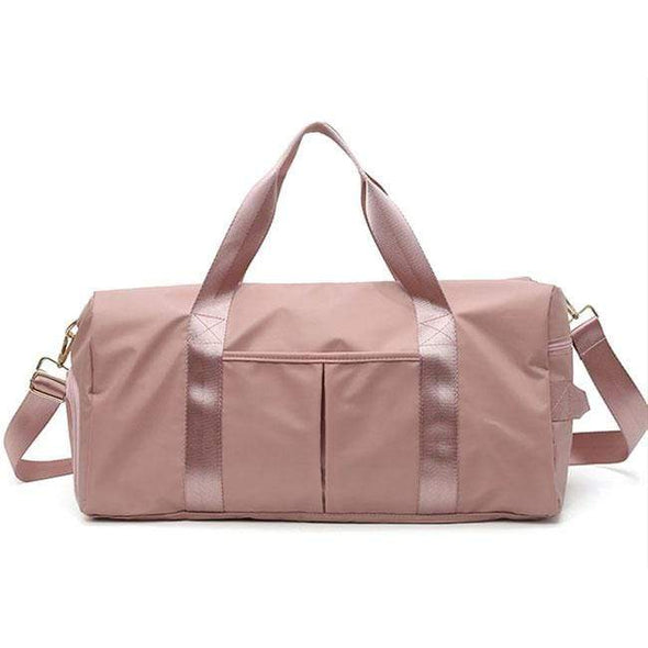 Vibe Fit Pink Ultimatum Duffel Bag
