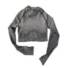 Vibe Fit Slate Gray / L Gradient Long Sleeve