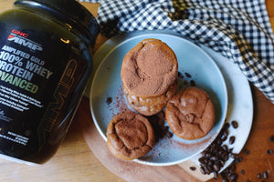 MUFFINS CAPUCHINO FIT