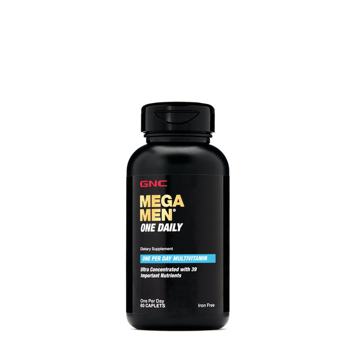 GNC Mega Men One Daily