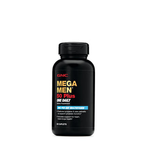 GNC Mega Men 50 Plus One Daily