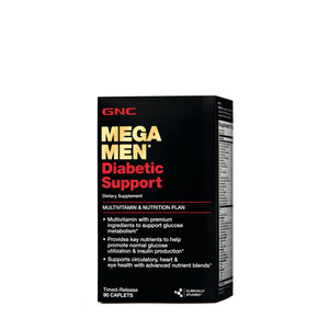 GNC Mega Men Diabetic Support