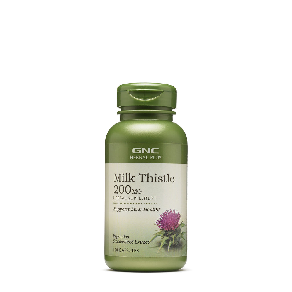 GNC Milk Thistle 200mg
