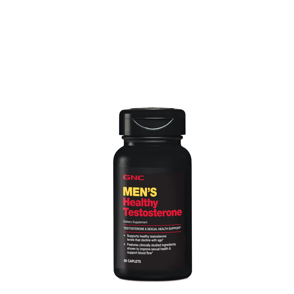 GNC Men´s Healthy Testosterone