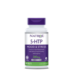 Natrol 5-HTP 200mg Time Release