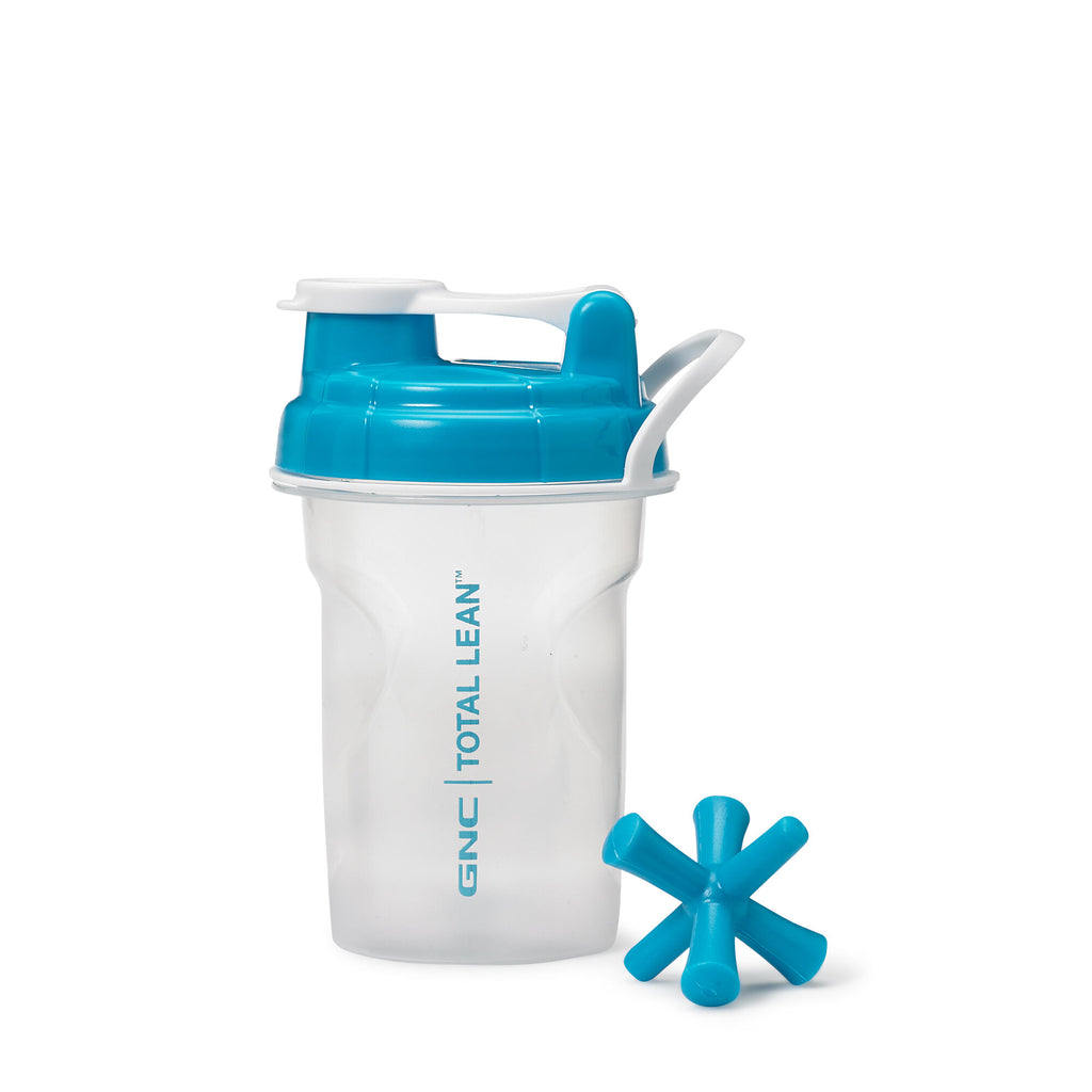 GNC TOTAL LEAN SHAKER CUP BLUE