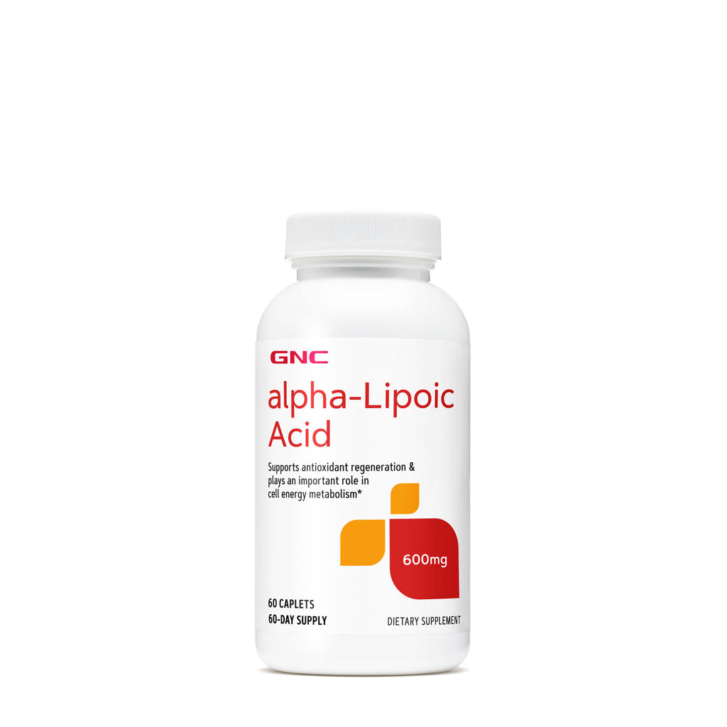 GNC Alpha-Lipoic Acid 600mg