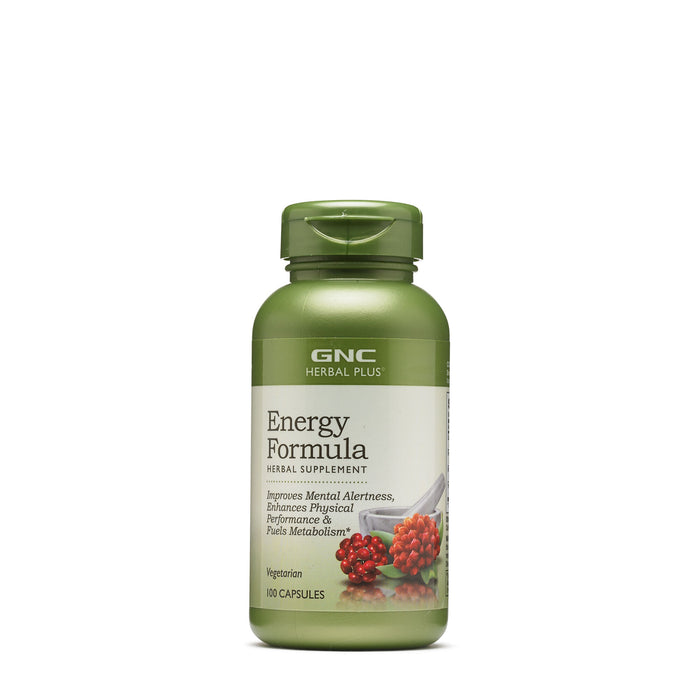 GNC HP ENERGY FORMULA 100 CAPS