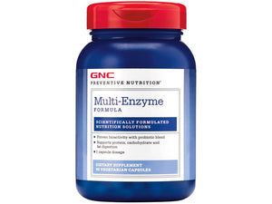 GNC Preventive Nutrition Multi Enzyme Formula