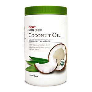 GNC Superfoods Coconut Oil 29 Oz