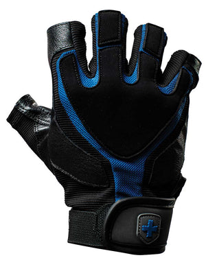 HARBINGER GUANTES TRAINING GRIP X L BLACK/BLUE