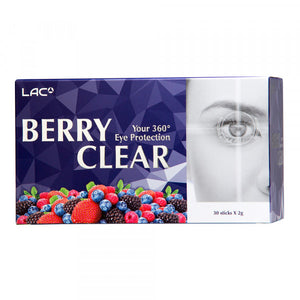LAC BERRY CLEAR POWER 2gm (30 STICKS)