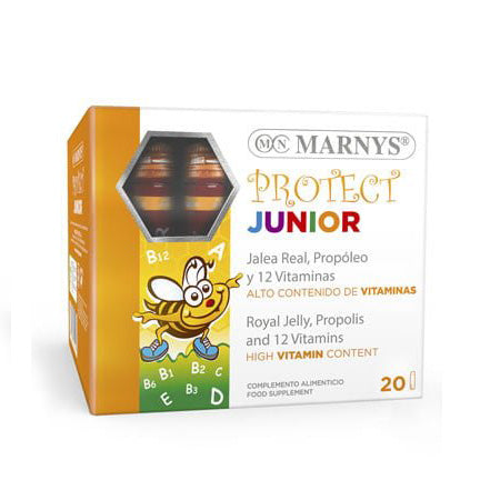 MARNYS PROTEC JUNIOR AMPOLLAS BEBIBLES