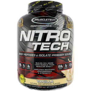 Muscletech Nitro Tech Performance