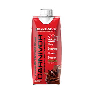 MUSCLEMEDS CARNIVOR RTD CHOCOLATE - 500ml