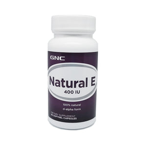 GNC Natural E 400IU