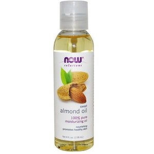 NOW FOODS ALMOND OIL (ALMENDRAS) - 4 Oz