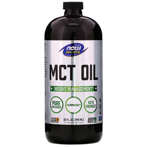 NOWFOODS MCT (MEDIUM CHAIN TRIGLYCERIDES) 32 ONZ