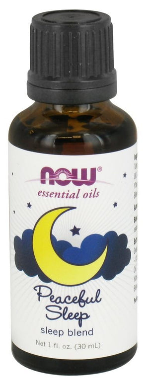 NOW FOODS ESENTIAL OILS 100% PEACEFUL SLEEP 30ml