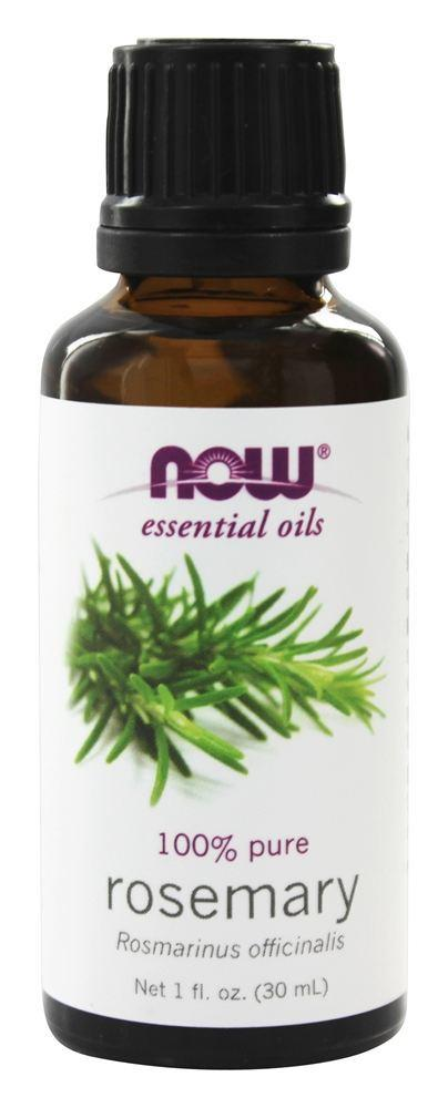 NOW FOODS ESENTIAL OILS 100% ROMERO 30ml