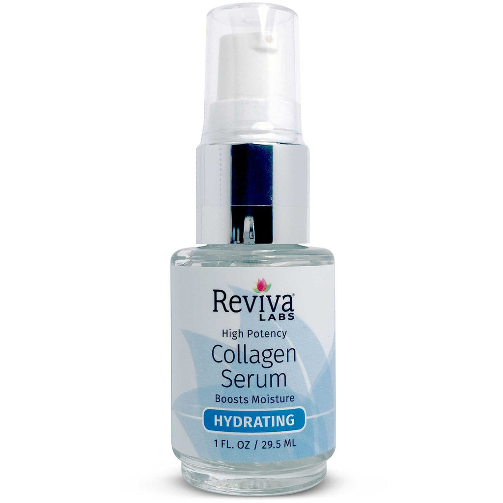 REVIVA LABS COLLAGEN SERUM HYDRATING - 1 OZ
