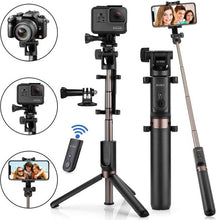 Lade das Bild in den Galerie-Viewer, 3 In 1 Wireless Bluetooth Selfie Stick