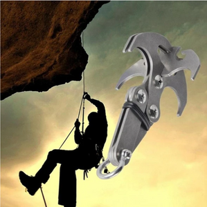Survival Folding Grappling Hook Kletterklaue