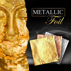 DIY Metallic Folie