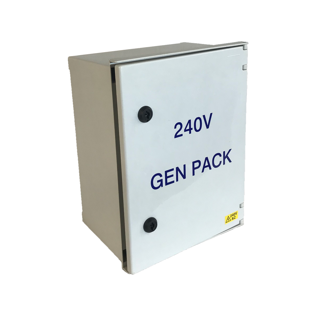 GEN PACK TWIN SHORELINE+GEN+AMMETER