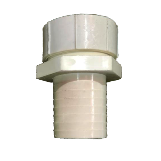 Connector 38mm Hosetail To 1 1/2(F) BSP