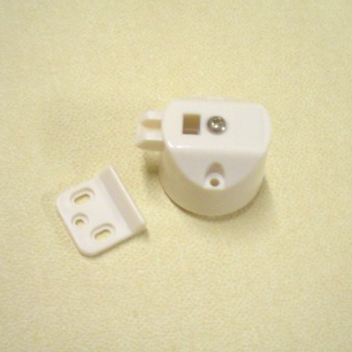 Latch Body White