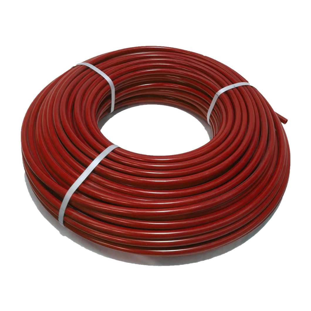 PIPE RED 15MM 50MT COIL