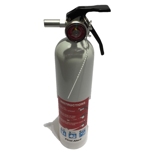 FIRE EXTINGUISHER - PLASTIC HANDLE
