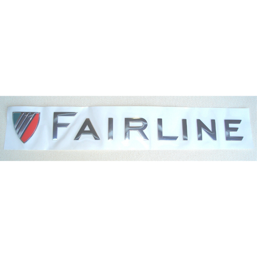 BADGE FAIRLINE - PRE 2012
