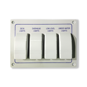 Panel Underwater Light Switch S74#e EVA