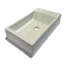 Load image into Gallery viewer, BASIN RECTANGULAR DECK MOUNTED APS-L102