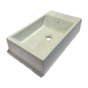BASIN RECTANGULAR DECK MOUNTED APS-L102