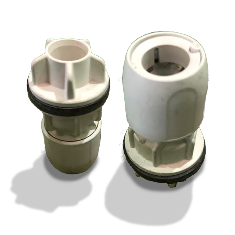 Connector Tank 15mm/0.5 Hx20/15W