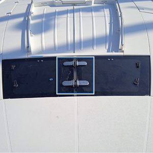 HINGE T62 FWD ESCAPE HATCH