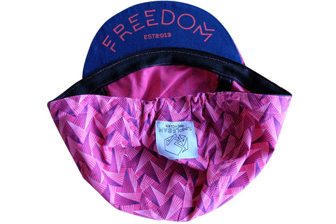 CYCLING CAP PINK