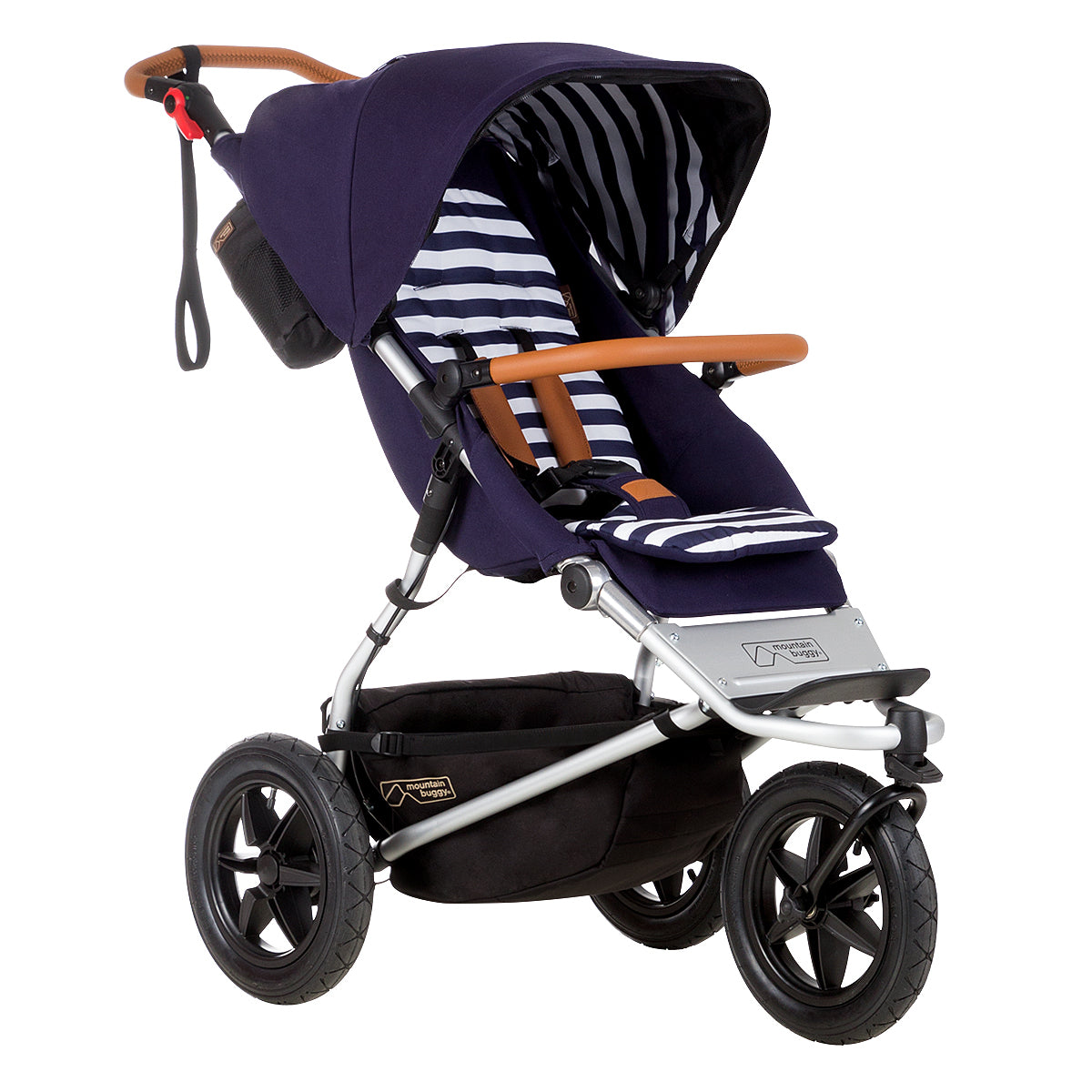urban jungle™ luxury collection buggy 3/4 view nautical colour