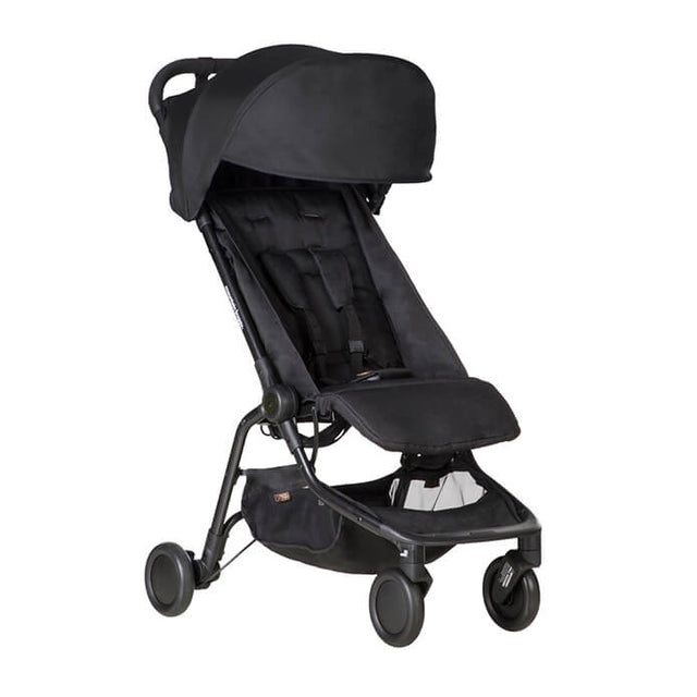 mountain buggy nano  travel buggy in black color_black